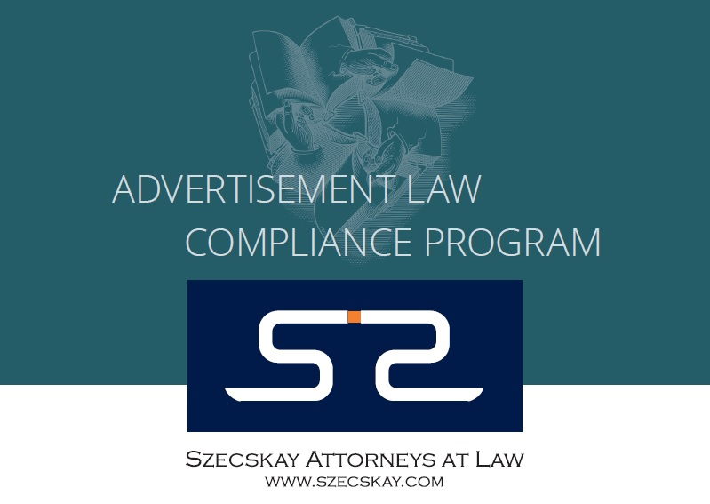 Advertisement Law Compliance Program